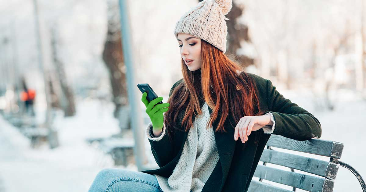 So schützt Du Dein Smartphone-Akku vor Kälte