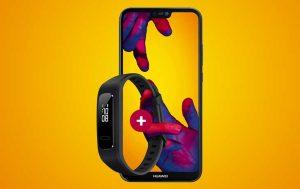 Huawei P Lite, Band 3e