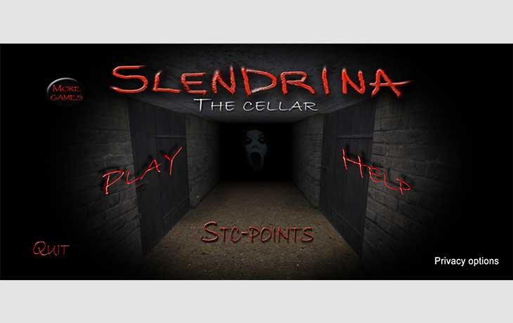 Halloween Apps Slendrina
