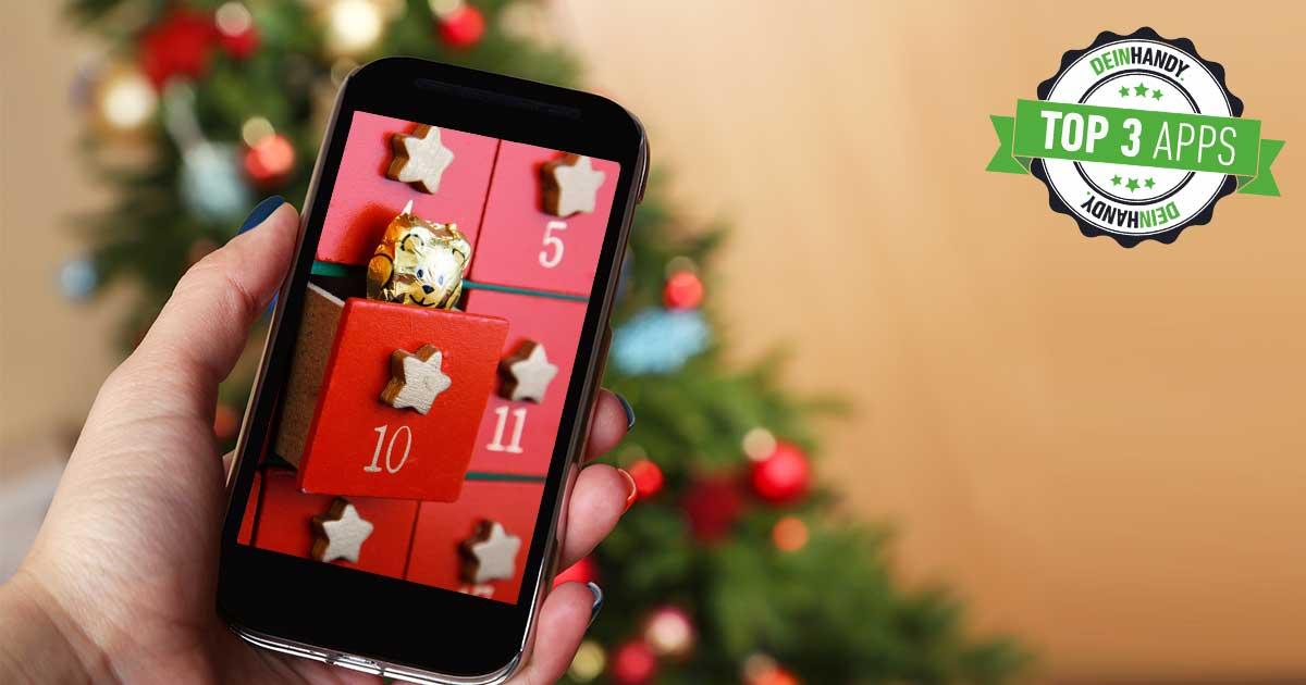 Adventskalender-Apps Handy