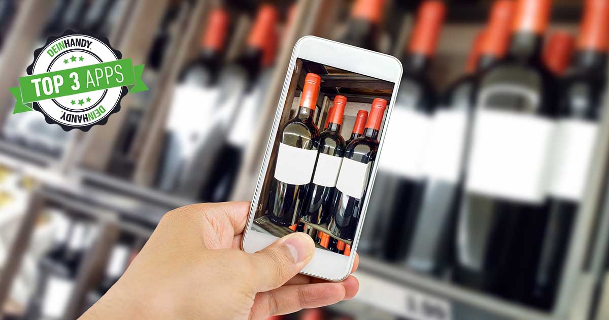 Beste 3 Wein Apps