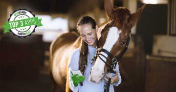 Pferde-Apps: Die 3 besten kostenlosen Reiter-Apps im Test