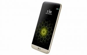 LG Handy G5 Always On Display