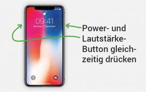 Anleitung Screenshots