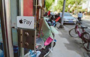 Apple Pay in Geschäften