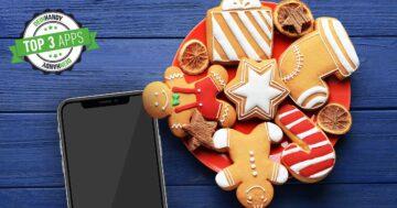 Weihnachtsrezepte-App: Die 3 besten Apps zum Plätzchen backen