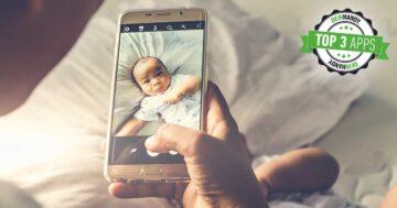 Babyphone-Apps – Die 3 besten Apps im Test