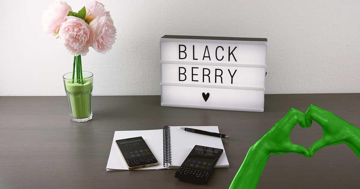Blackberry Key2 vs Key2 LE