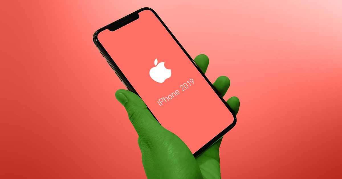 iphone 2019 infos und ger chte zum kommenden apple handy. Black Bedroom Furniture Sets. Home Design Ideas