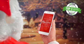 Weihnachtsbilder 2019: 3 beste kostenlose Apps für lustige Grüße