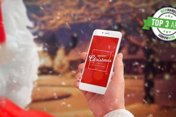 Weihnachtsbilder: Beste Apps