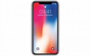 Handy-Bestenliste: Produktbild iPhone X