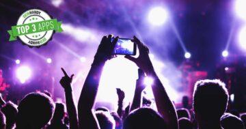 Party-App: Die 3 besten Party-Finder für Silvester
