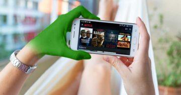 Netflix Download auf Deinem Handy – So funktioniert's