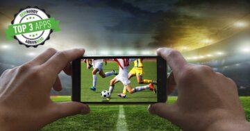Fußball-App: Die 3 besten kostenlosen Apps im Test