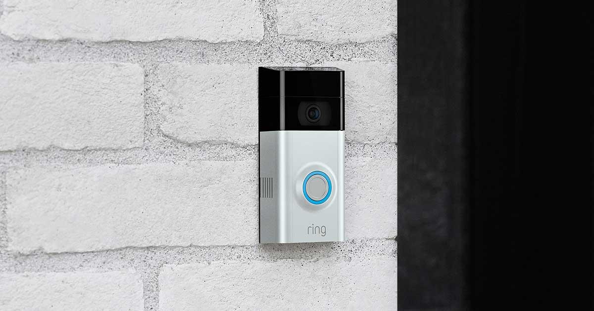 Ring Doorbell einrichten