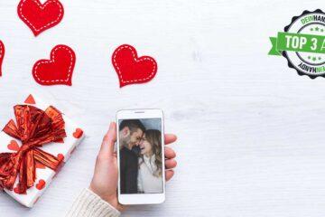 Valentinstag-Bilder: Die besten kostenlosen Apps