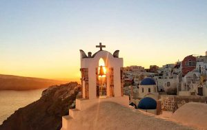 Foto Award: Gotteshaus in Griechenland