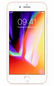 Gaming-Handy: Produktbild Apple iPhone 8 Plus