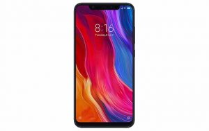 Xiaomi: Produktbild Mi 8
