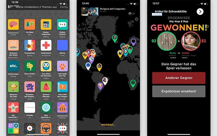 QuizUp: beste kostenlose Quiz-Apps