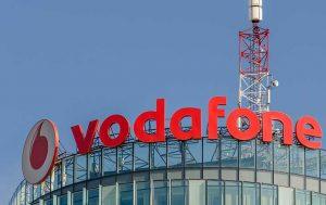 5G Versteigerung: Vodafone