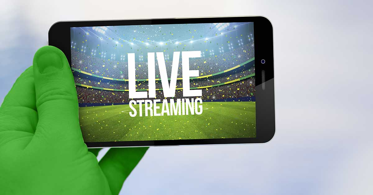 Livestream-Apps Fußball Bundesliga