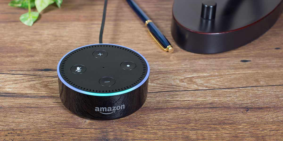 Amazon Echo (Dot) einrichten