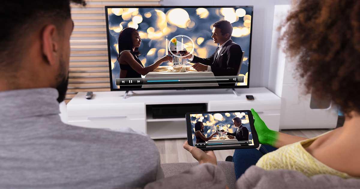 Handy mit dem Fernseher verbinden