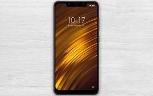 Mittelklasse Smartphones: Produktbild Xiaomi Pocophone F1