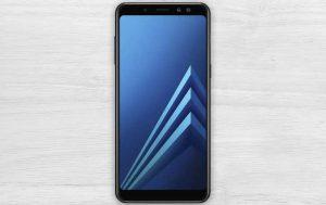 Mittelklasse Smartphones: Produktbild Samsung Galaxy A8 2018