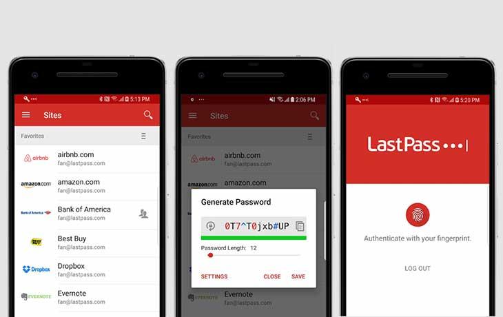 Passwort Manager LastPass