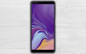 Mittelklasse Smartphones: Produktbild Samsung Galaxy A7 2018
