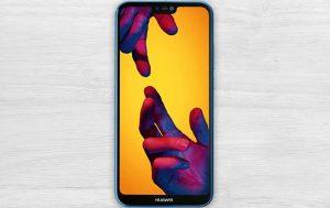 Mittelklasse Smartphones: Produktbild Huawei P20 Lite