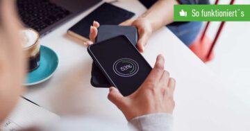 Handy mit Handy laden: Wireless Power Share und umgekehrtes Laden - So funktioniert's
