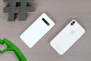 Samsung Galaxy S10 Plus vs. iPhone Xs Max