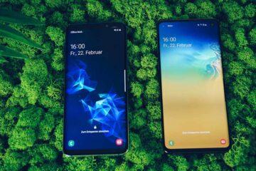Samsung Galaxy S10 vs. Samsung Galaxy S9
