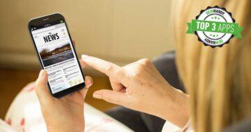 News App: Die 3 besten kostenlosen Nachrichten-Apps im Test
