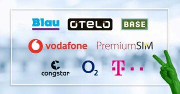 Mobilfunk-Discounter im Check – In diesem Netz telefonierst Du
