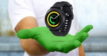 Samsung Gear Sport: Die umtriebige Smartwatch im Test
