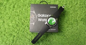Samsung Galaxy Watch im Test: Die Smartwatch der Extraklasse