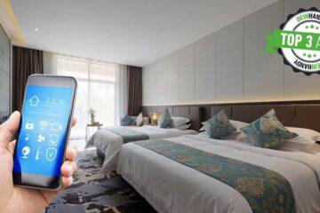 die besten Hotel-Apps
