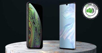 Huawei P30 Pro vs. iPhone Xs Max: Zwei Überflieger im Vergleich