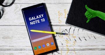 Samsung Galaxy Note 10: Infos zu Erscheinungsdatum, Preis & Co.