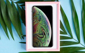 6-Zoll-Handy: Produktbild iPhone Xs Max