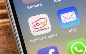 Wir kaufen Dein Handy: Handy mit Ebay Kleinanzeigen App