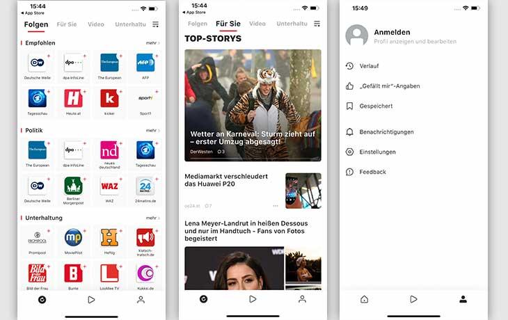 News App: News Republic