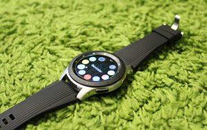 Samsung Galaxy Watch: Uhr erfo