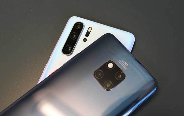 Huawei P30 Pro und Mate 20 Pro: Kamera-Vergleich