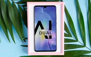 6-Zoll-Handy: Produktbild Huawei Mate 20